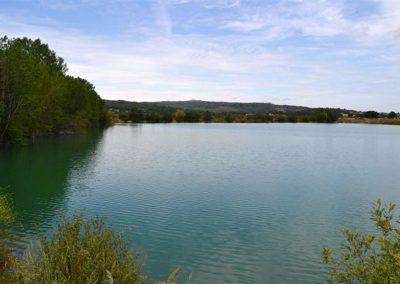 Lago e Areeira