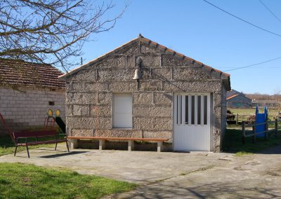 Centro social Casas da Veiga