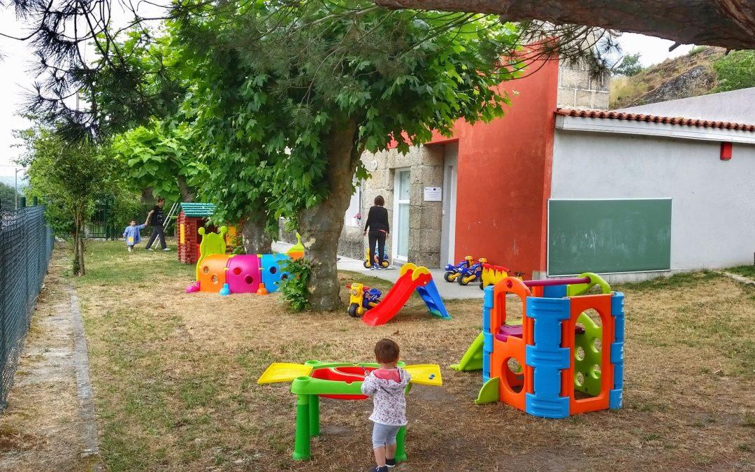 Apertura do prazo para solicitude de praza na Escola Infantil de Vilar de Santos curso 2018-2019
