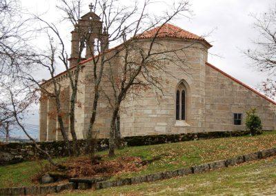 Igrexa de Vilar de Santos