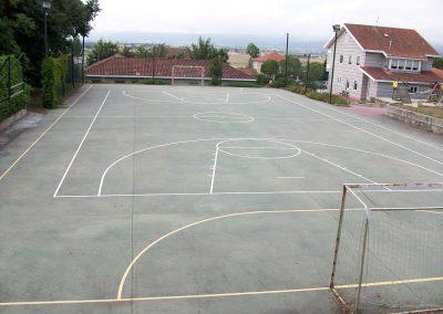 Cancha Polideportiva