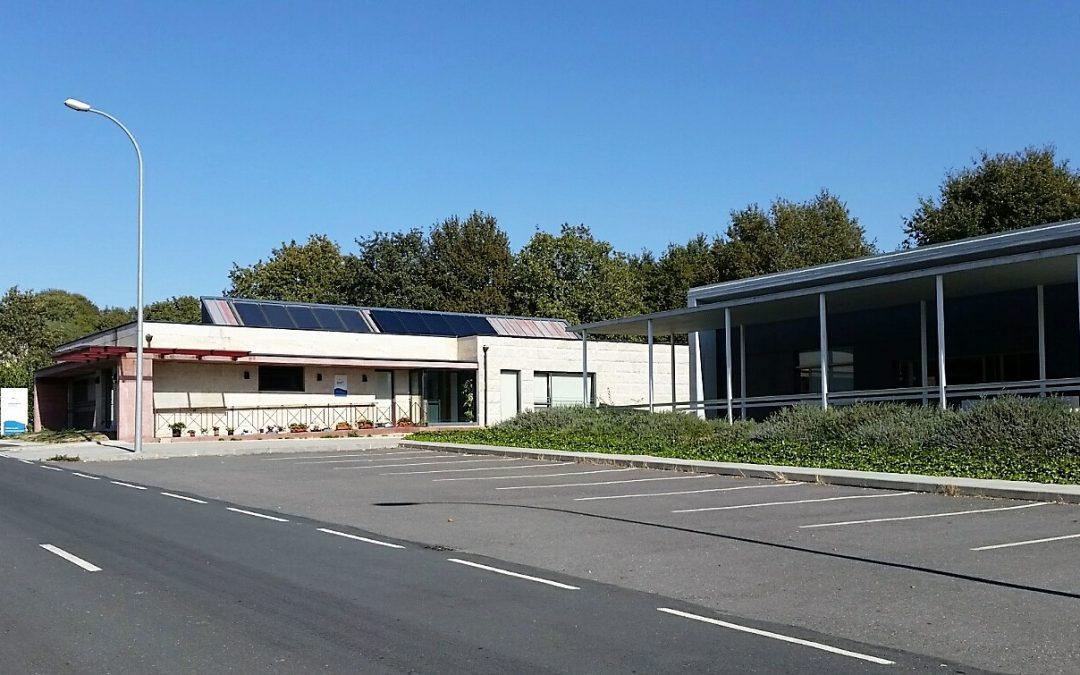 Vilar de Santos amplía a instalación de enerxía solar térmica no Centro de día e Vivenda Comunitaria