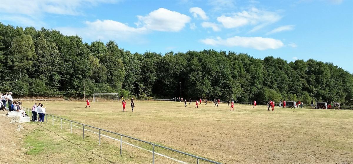 Campo de Fútbol de Parada