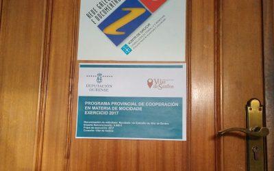 Programa Provincial de cooperación en materia de mocidade 2017