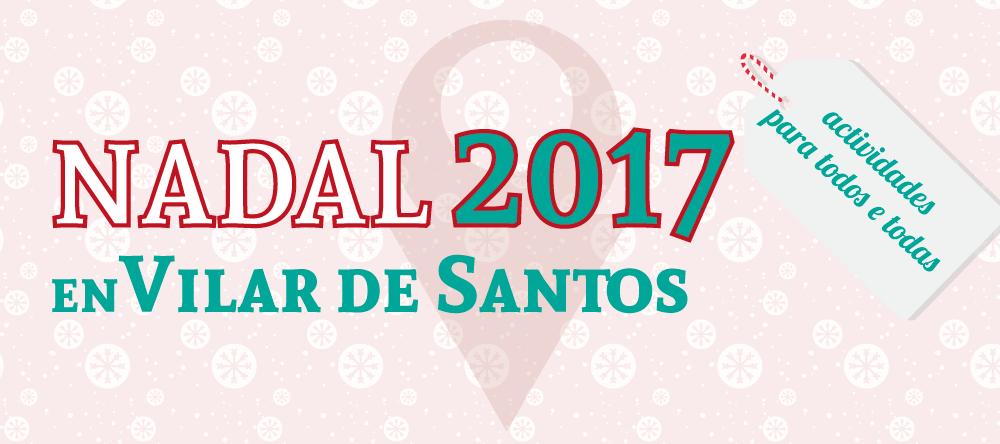 Actividades de Nadal en Vilar de Santos