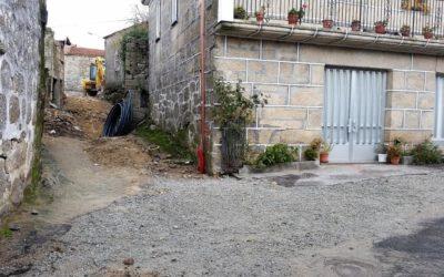 Rehabilitación de vivendas e urbanización de espazos públicos na Área de Rehabilitación Integral de Vilar de Santos