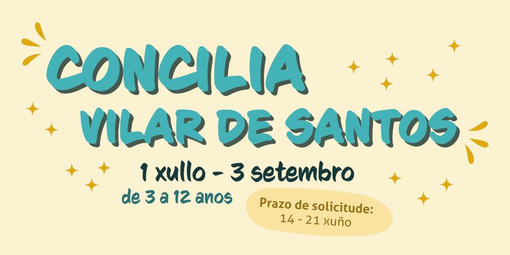 Concilia Vilar de Santos 2021