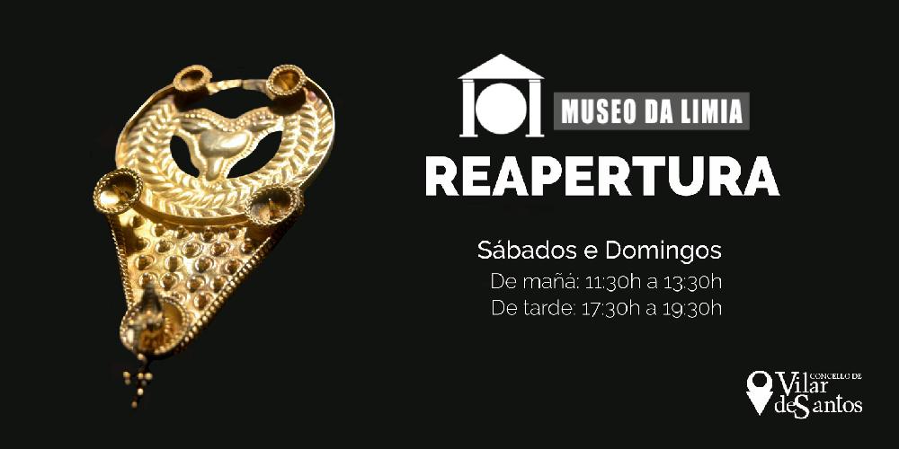 Reapertura do Museo da Limia